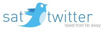 Sat2Twitter