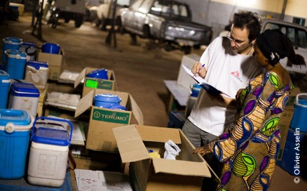 how to get a job in humanitarian aid